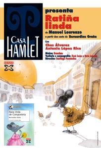 cartel-ratina-linda-casa-hamlet