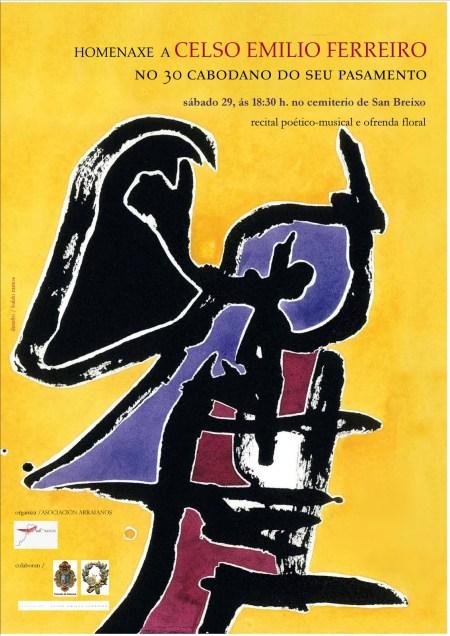 cartaz homenaxe celso emilio definitivo
